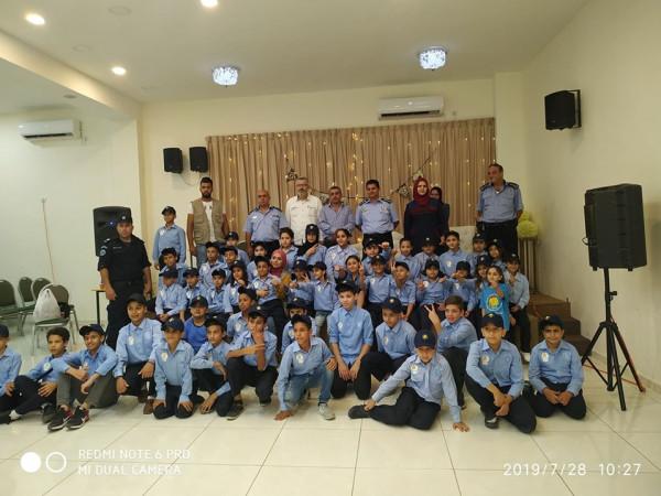 قلقيلية: وزارة الثقافة تشارك في المخيمات الصيفية