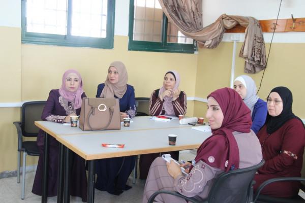 تربية قلقيلية تختتم دورة اساسيات تطبيق لبنات التعلم