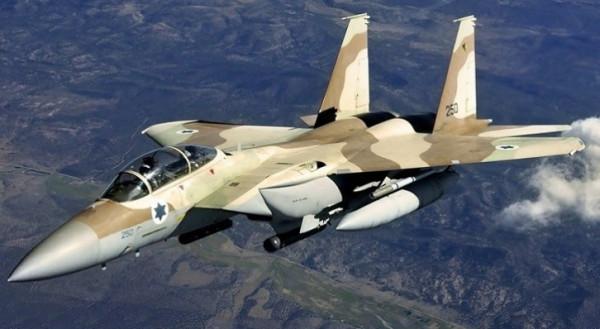 طيران الاحتلال الاسرائيلي يشن هجوماً في سوريا