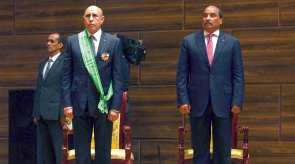في أول تداول سلمي للسلطة في موريتانيا.. الغزواني رئيسًا جديدًا للبلاد