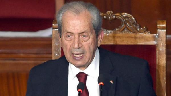 الرئيس التونسي المؤقت يعلن حالة الطوارئ لمدة شهر