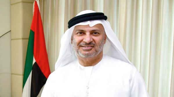 قرقاش: إعادة انتشار القوات الإماراتية في اليمن جاء بالاتفاق مع السعودية