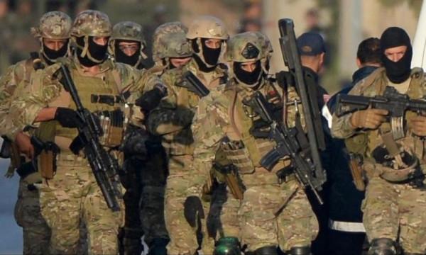 القوات التونسية تُعلن القضاء على مسلحيْن في جبال عرباطة