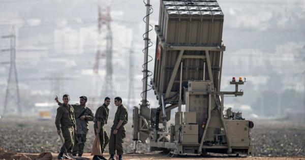 """جنود إسرائيليون مصابون بمرض خطير بسبب """"القبة الحديدية"""""""