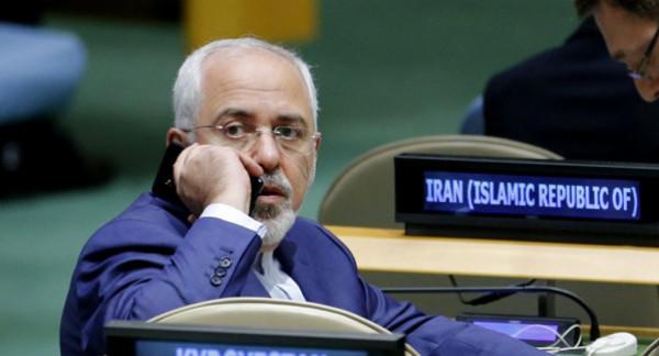 إيران تكشف عن دعوة أمريكية لظريف للقاء ترامب بالبيت الأبيض