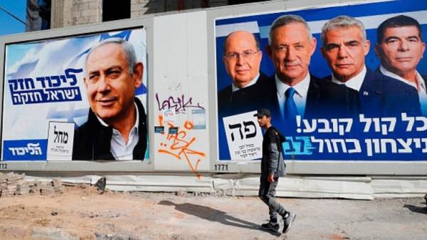 حرب تصريحات في إسرائيل بين نتنياهو ولبيد وليبرمان