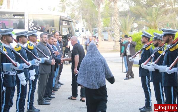 صور: العلاقات العامة بالداخلية تُودع فوج  مكرمة أهالي الشهداء    دنيا الوطن