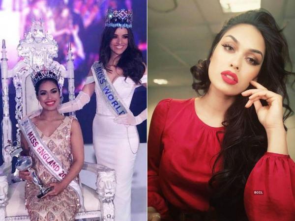 من أصل هندي.. ملكة جمال بريطانيا 2019 طبيبة عبقرية