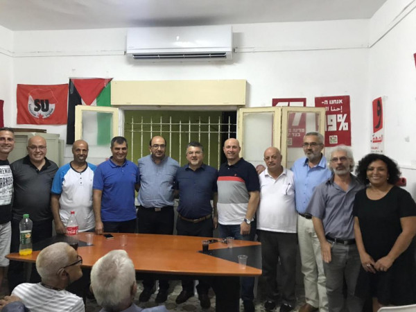 القائمة المشتركة تنطلق في يافا: اجتماع انتخابي بمشاركة جبارين وابو شحادة