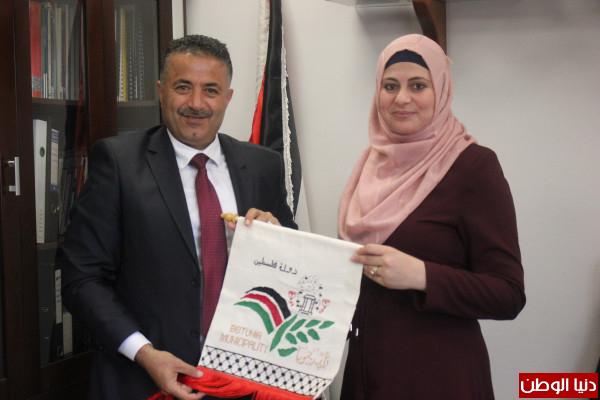 دولــة يبحث تعزيز العمل المشترك مع بلديـة بيت لقيا
