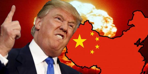 ترامب يُصعد ضد الصين ويلوح بإلغاء المفاوضات التجارية
