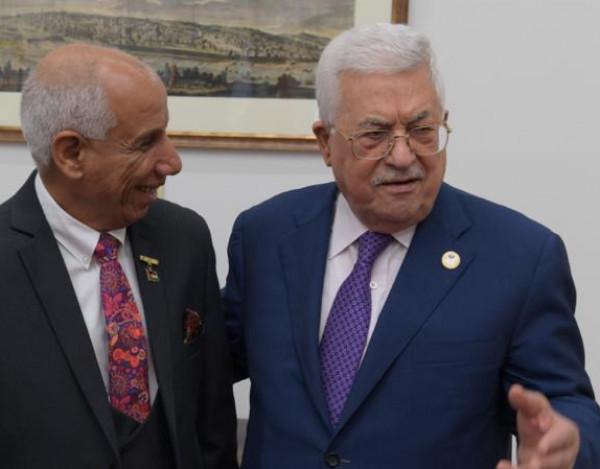 عياش يهنئ الرئيس والشعب الفلسطيني والامتين العربية والإسلامية بحلول عيد الأضحى