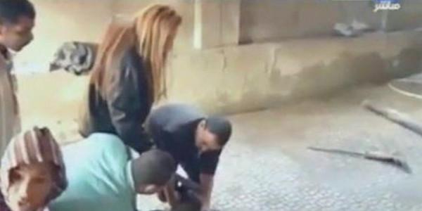 ريهام سعيد في ورطة بعد فيديو الذبح.. مطالبات بإلغاء متابعتها