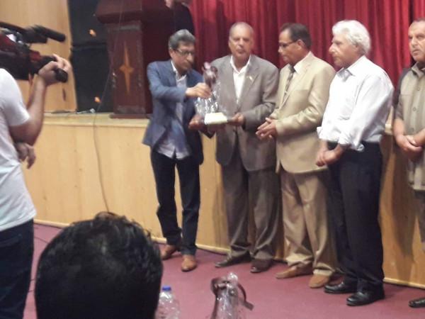 مجمع الكرامة يشكر كل من ساهم بانجاح حفل تكريم أسر الفنانين الراحلين