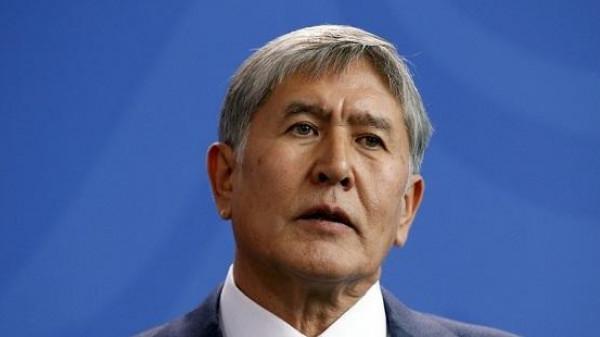 اتهام رئيس قرغيزستان السابق بالقتل