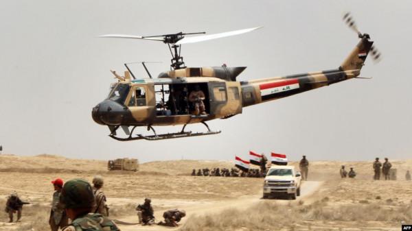 """""""أمير المطاحن"""" في تنظيم الدولة بقبضة القوات العراقية"""