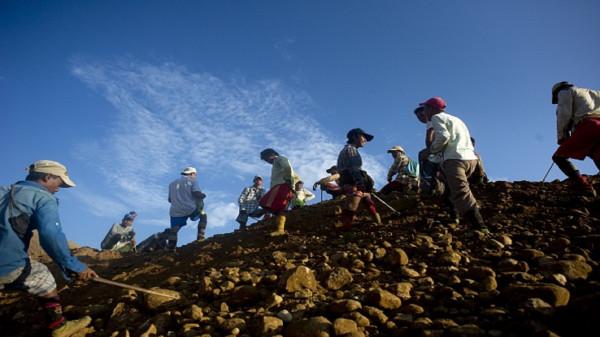 ارتفاع حصيلة ضحايا انهيار أرضي في ميانمار إلى 61 قتيلا