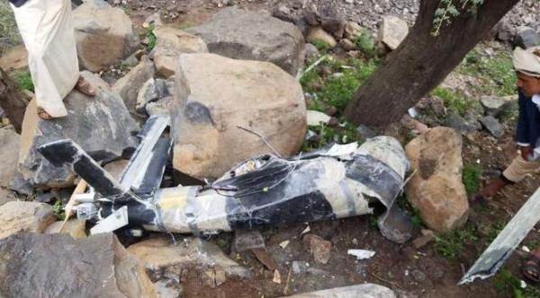 التحالف العربي: الحوثيون أطلقوا طائرة بلا طيار مفخخة سقطت بمحافظة عمران