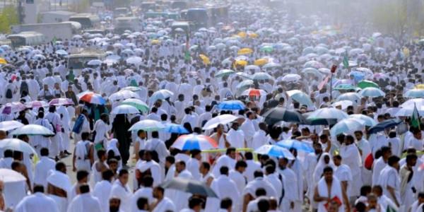 أمير مكة المكرمة يعلن الأرقام النهائية لموسم الحج الحالي