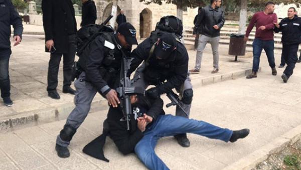 وزير إسرائيلي يدعو لتغيير الوضع القائم في المسجد الاقصى