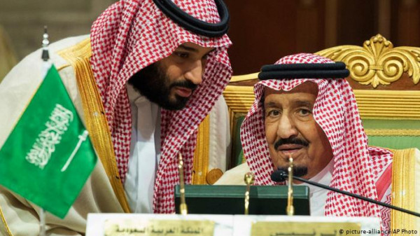 شاهد: حاج فلسطيني يشعل الإنترنت بسبب الملك سلمان وولي عهده