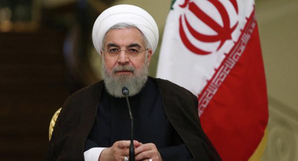 روحاني: هدف الولايات المتحدة من تواجدها بالخليج هو إخلاء خزائن دول المنطقة