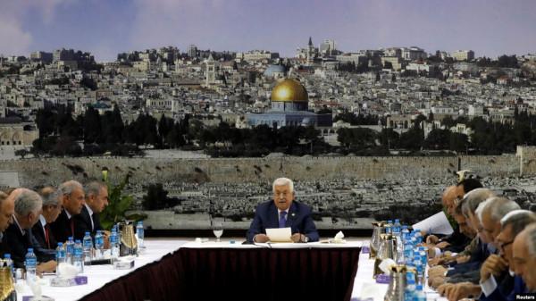 اجتماع تشاوري للقيادة الفلسطينية بشأن القدس غداً