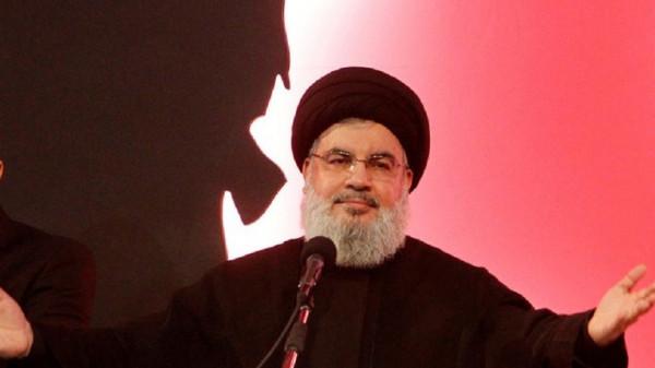 نصر الله يكشف مضامين رسالته لوزير الخارجية الإيراني