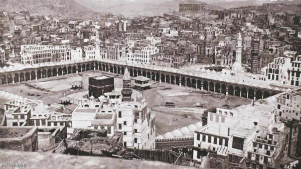 تسجيل صوتي لأقدم أذان من المسجد الحرام قبل 138 عاما