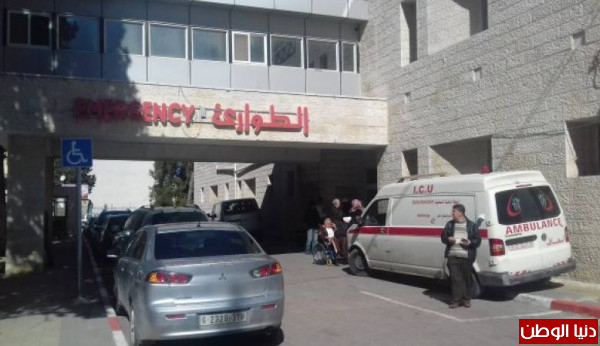 دقائق ذهبية تُنقذُ شاباً في مجمع فلسطين الطبي