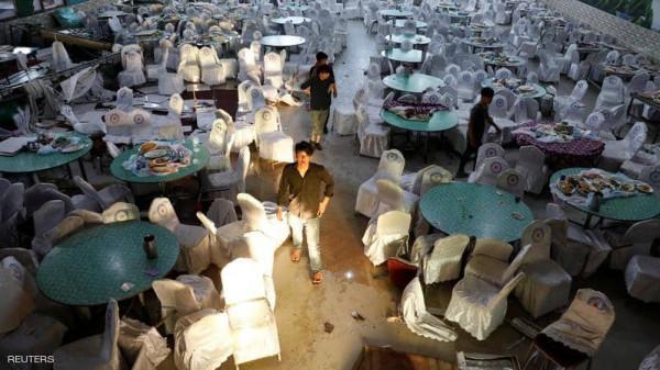 (انفجار ضخم) يستهدف حفل زفاف في أفغانستان.. وسقوط قتلى وجرحى