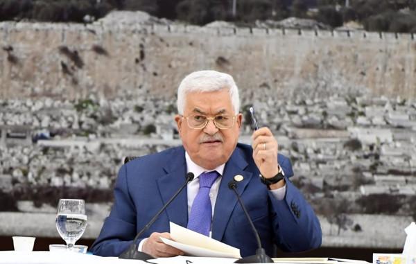 الرئيس عباس: فلسطين دولة فعالة ومؤثرة في المجتمع الدولي