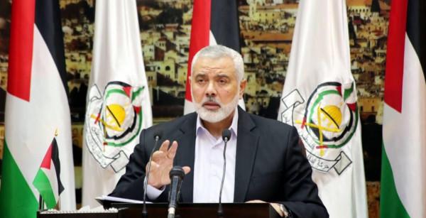 هنية للأسرى: ما بين أيدينا كنز لا يمكن أن يفلت وهذه رسالتنا للرئيس عباس