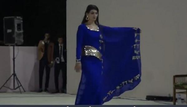 شاهد: عرض أزياء بالعراق يُغضب رجال الدين