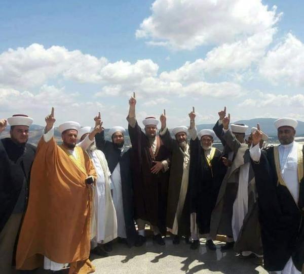 مجلس علماء فلسطين بلبنان:على الأمة جمعاء الدفاع والذود عن الأقصى حتى تحريره