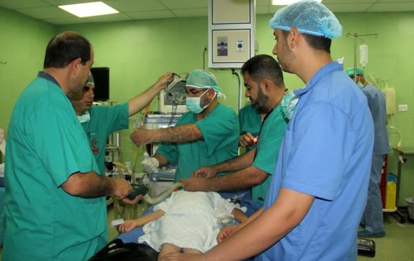 """مُجمّع """"كمال عدوان الطبي"""" يُقدم أكثر من 33 ألف خدمة خلال يوليو"""