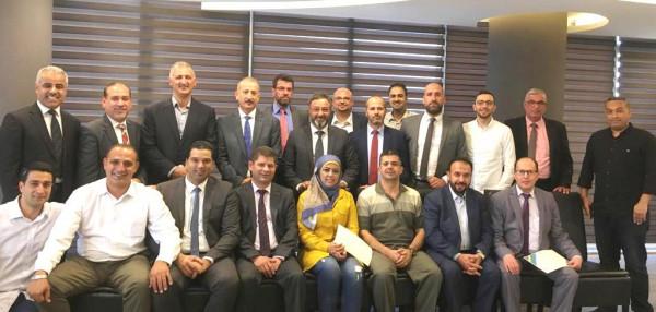 """البنك الإسلامي العربي يختتم برنامجاً تدريبياً حول """"التميز الإداري للمدراء"""""""