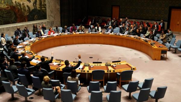 مجلس الأمن يعقد جلسة لمناقشة التحديات التي تواجه السلام والأمن بالشرق الأوسط