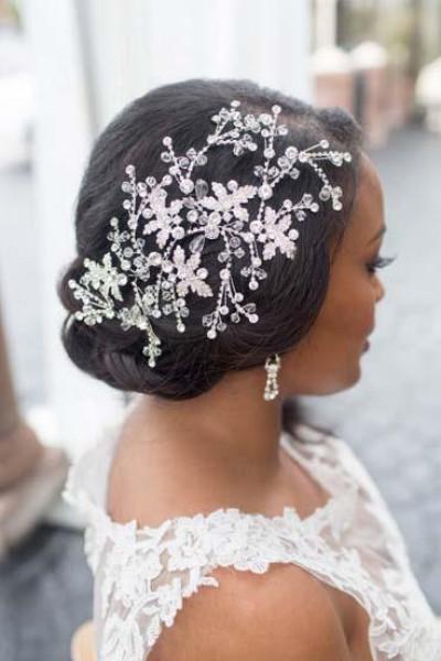هذه أهم الاكسسوارت التي تلزم العروس يوم زفافها