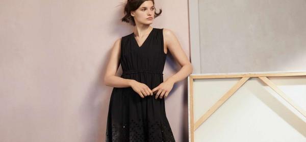 حيلة بسيطة في فستان السهرة تجعلك تبدين أكثر طولا