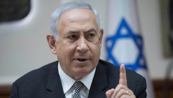 نتنياهو: نستعد لضربة عسكرية واسعة وقاتلة في قطاع غزة