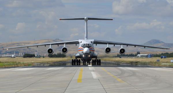 تطوير طائرة نقل عسكرية روسية جديدة