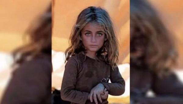 سندريلا المخيمات والحروب السورية.. صاحب الصورة يكشف تفاصيلها