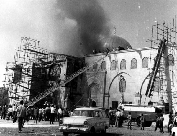 عشية ذكرى المحرقة.. الإسلامية المسيحية: ألسنة اللهب ما زالت مستعرة في الأقصى المبارك