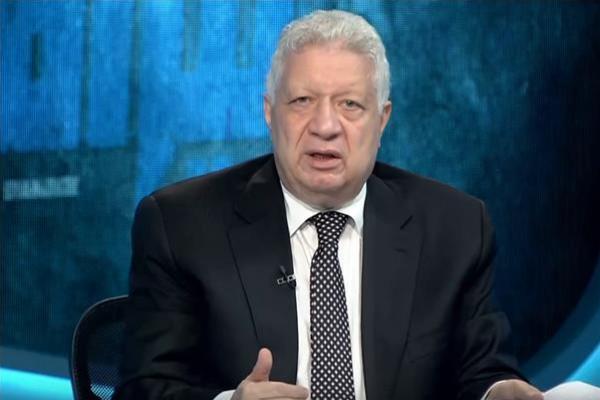 مرتضى منصور: الأهلي حاول التعاقد مع ميتشو قبل توقيعه للزمالك
