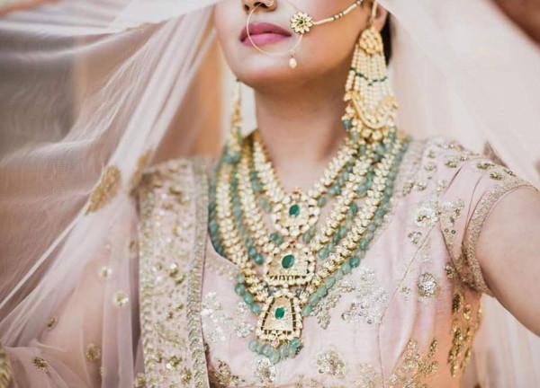 حلي العروس يكشف الكثير حول شخصيتها