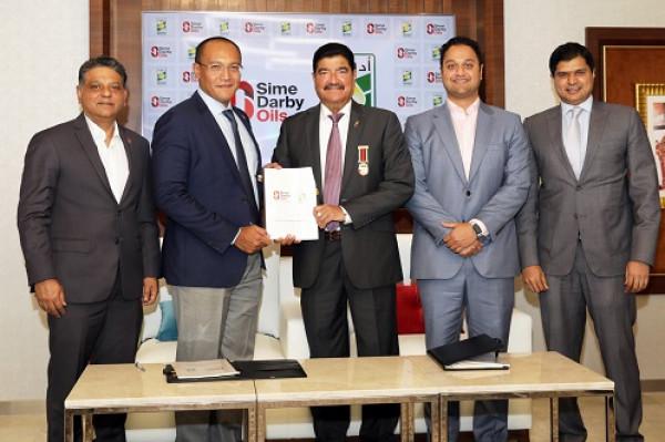 الإعلان عن شراكة استراتيجية بين سيم ديربي وشركة أبوظبي للزيوت النباتية