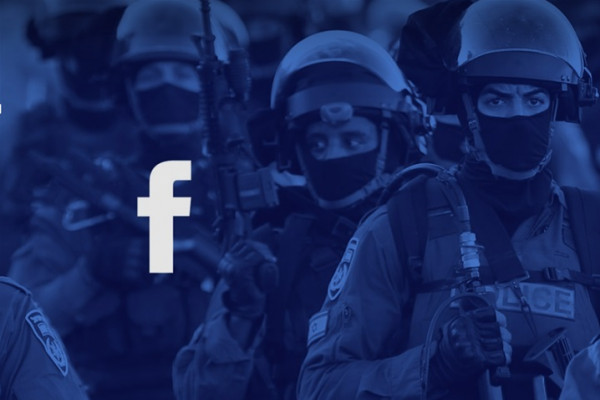 التجمع الصحفي الديمقراطي: (فيسبوك) يدعم وينشر رواية الاحتلال