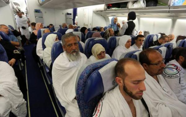 البعثة الفلسطينية تنهي إجراءات تفويج حجاج غزة من مكة للمدينة