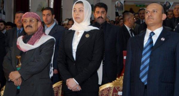 شاهد: رغد صدام حسين تنشر رسالة خطية نادرة لأبيها